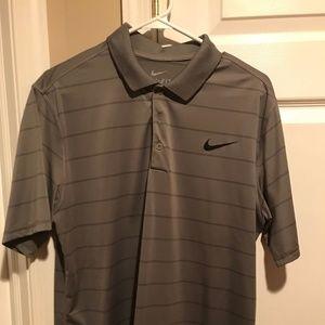 Mens' Nike Dry fit Golf Shirt